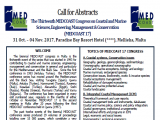 MEDCOAST 17 - Call for Abstracts