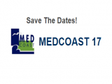 Save the Dates for MEDCOAST 2017